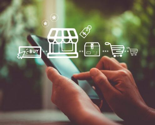 ley tiendas online 2021